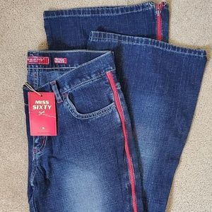 Miss Sixty Rare Zipper denim